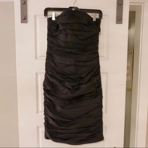 Betsy Johnson Black Cocktail Formal